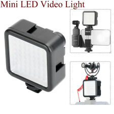 Photography Studio 49 LED Video Light Lamp Dimmable for DSLR Camera DV Camcorder