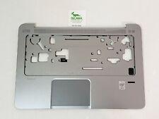 "New listing Hp EliteBook Folio 1040G1 14"" Oem Palmrest Touchpad/Fingerprint 739576-001"