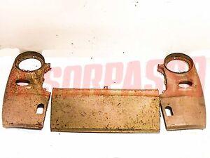 Coating Front Right Left Front Grille Fiat 1100 D Original