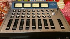 Vintage Sony MX-16 8 Channel Mic Line Mixer SuperScope Hi-Fi Analog Class A Pre
