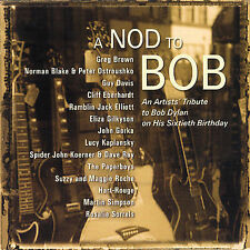 A Nod to Bob: An Artists' Tribute to Bob Dylan on His 60th Birthday VG+