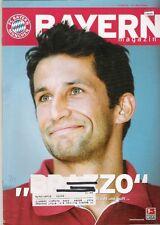 Bayern Magazin 7/54 , Bayern München - VfL Wolfsburg , 16.11..2002