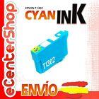 Cartucho Tinta Cian / Azul T1302 NON-OEM Epson WorkForce WF-7015