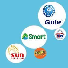 Globe Smart Sun Cellular Prepaid Load P500 E-Load ELoad Philippines TM TNT bro