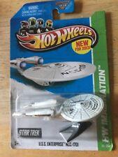 #2  USS Enterprise NCC-1701 #60 * Star Trek * 2013 Hot Wheels * NF26