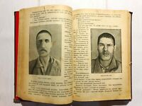 1903 Russian Antique Book Russia Sakhalin Prison History Unique Photos
