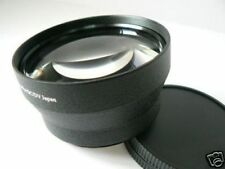 Pro 72mm 2.0X Telephoto Tele Lens For Any 72mm Thread/Filter size
