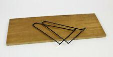 String-Wandregal ein Brett, 60er-Jahre Mid Century [10107H94]