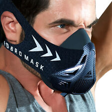Oxygen Resistance Face Mask Workout Training Running Cycling Sport Face Guard