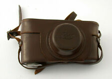 LEICA Leitz Tasche case everready IIIf IIIc IIf etc leather vintage original /20