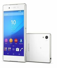 Sony Ericsson Xperia Z3+ E6553 32GB 20.7MP Unlocked 4G LTE Mobile Phone - White