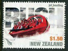 NEW ZEALAND....    2004  $1.50 extreme sports  -jet boating used