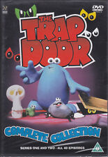 The Trap Door (1984) Complete Collection - All 40 episodes New & Sealed R2 DVD
