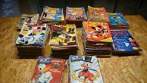super lot journal de Mickey et Picsou Magazine
