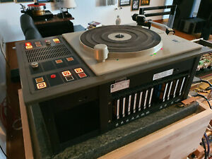 EMT 950 Studio-Plattenspieler mit TSD-15 FL Tondose