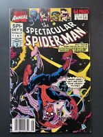 Marvel Comics Spectacular Spider-Man Annual #10 UPC