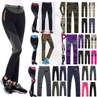 Unisex Waterproof Outdoors Hiking Climb Combat Work Trousers Tactical Long Pants