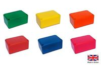Small Tiny Enclosure Coloured Project Boxes- UK Made- Ideal for Electronics