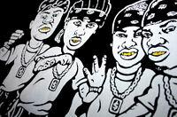New2 Cash Money  Hot Boys shirt juvenile lil wayne vtg rap vlone Cajmear M L XL