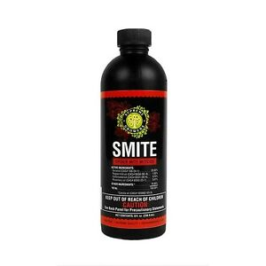 Supreme Growers Smite 8oz Concentrate Spider Mite Killer Makes 8 Gallons RTU
