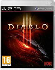 DIABLO III 3 (Sony PlayStation 3, PS3)