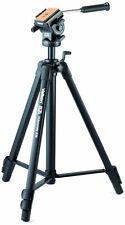 Velbon Videomate-638 Video Tripod Height 171 cm Black