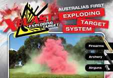 X-BLAST XBLAST Target System - Shooting - Safe, Legal and Fun! - FAST FREE POST!