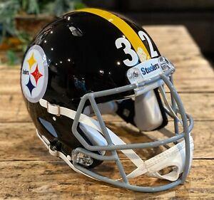 FRANCO HARRIS / PITTSBURGH STEELERS Riddell Speed AUTHENTIC Football Helmet