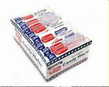 NECCO Wafers are back! Whole box of 24 rolls FRESH INVENTORY!