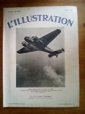 L'ILLUSTRATION N°4753 7 AVRIL 1934 AVION AMERICAIN LOCKHEED ELECTRA