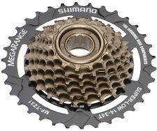 Shimano mf-tz31 7 positions schraubkranz 14-34 dents vélo tourney pignon NEUF