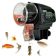 New Auto Fish Feeder Feeding Aquarium Tank Automatic Food Dispenser Timer