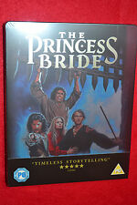 THE PRINCESS BRIDE Steelbook Blu Ray - Limited UK Edition New & Sealed