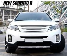 Morris Front Hood Radiator Grille Painted For KIA New SORENTO 2013 2014