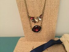 Chloe + Isabel Bouquet Rouge Convertable Layered Necklace N268 In c+I dust cover
