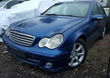 2005 MERCEDES C CLASS W203 C200 MANUAL BLUE BREAKING FOR SPARE PARTS HINGE BOLT