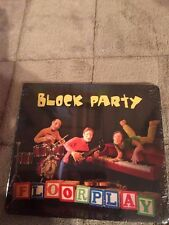 BLOCK PARTY BY FLOORPLAY CD