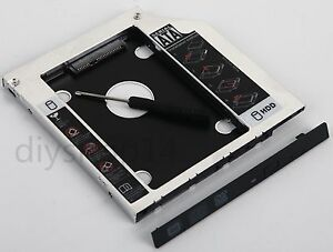 2nd Hard Drive HDD HDD SSD Frame Caddy for Asus ROG G551JW-CN049H GL551VW-DS71