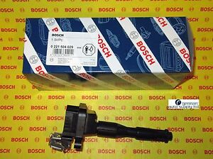 BMW Ignition Coil - BOSCH - 0221504029, 00143 - NEW OEM