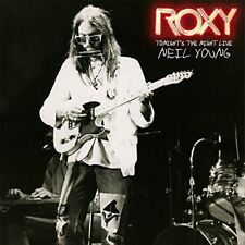 Neil Young - Roxy - Tonight's The Night Live [New CD]