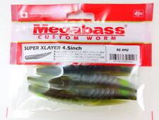 Appâts, leurres et mouches mers Megabass pour la pêche