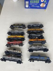 12 Ho Tank Car Lot Athearn And Others