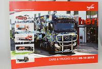 Herpa Cars & Trucks News 09-10 2012