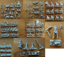Warmaster Orc & Goblin Units Various - combined FLAT postage on multiple