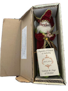 Limited Edition, Mark Roberts Collectable, Father Christmas Fairy.