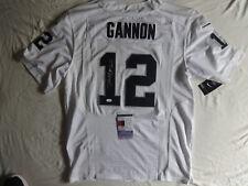 Rich Gannon Raiders SIGNED jersey JSA COA
