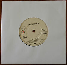"Fleetwood Mac – Oh Diane 7"" – FLEET 1 – VG"