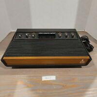 Atari 2600 Console Only 6-Switch System Retro Vintage Video Game - NO AC ADAPTER