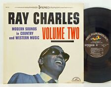 Ray Charles     Modern Sounds in Country and . .  Vol.2       USA      NM