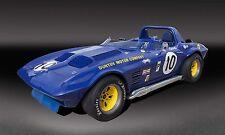 Chevrolet Chevy Corvette Grand Sport Vintage Classic Race Car Photo CA-1033